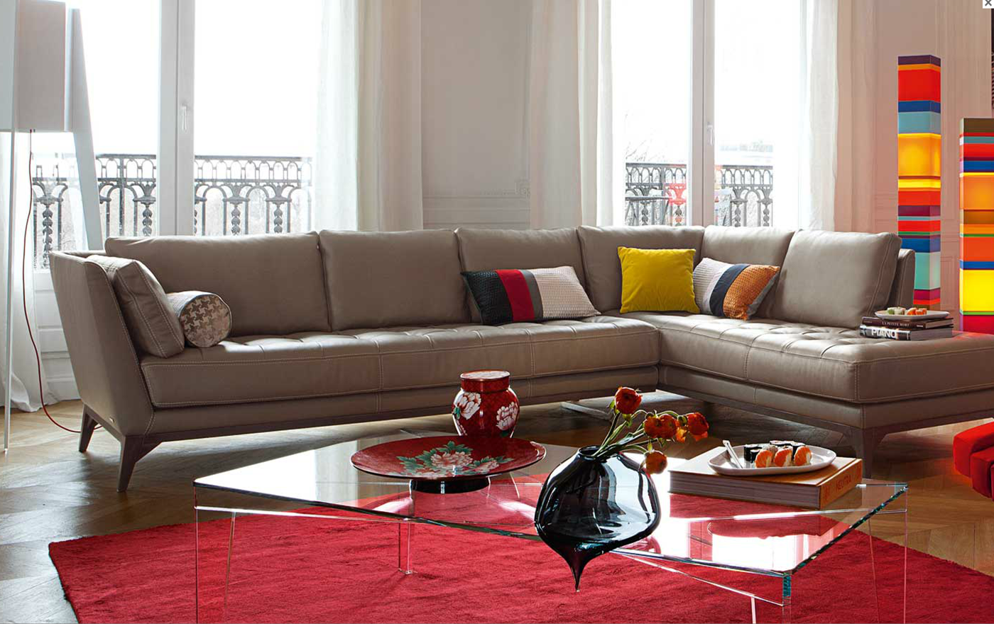 Amazing Roche Bobois Perception Sectional In 2019 L Shaped Sofa Ocoug Best Dining Table And Chair Ideas Images Ocougorg