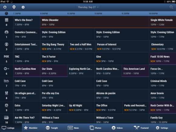 tv guide. review: \ tv guide