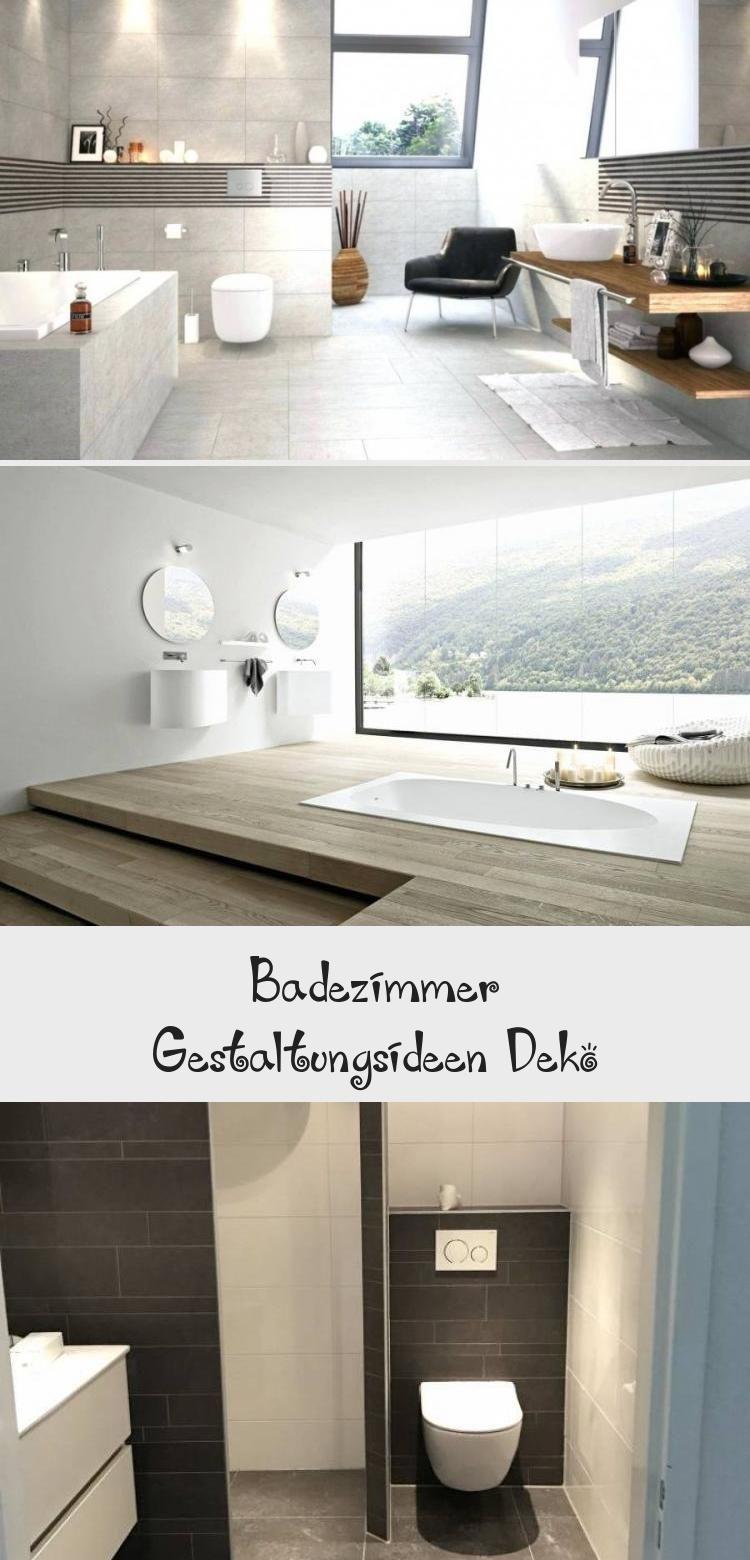 Badezimmer Gestaltungsideen Deko De In 2020 Dekoration Badezimmer Bad Einrichten Badezimmer