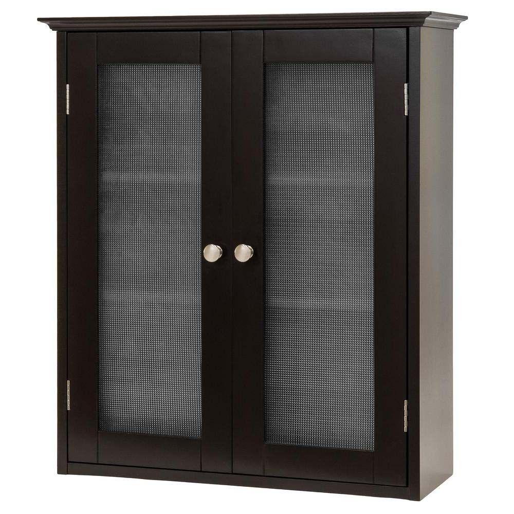 Details about bathroom storage cabinet wall mounted medicine shelves
