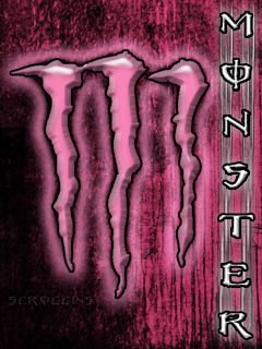 Monster Sign Pictures Download Free Logos Wallpaper Pink Monster