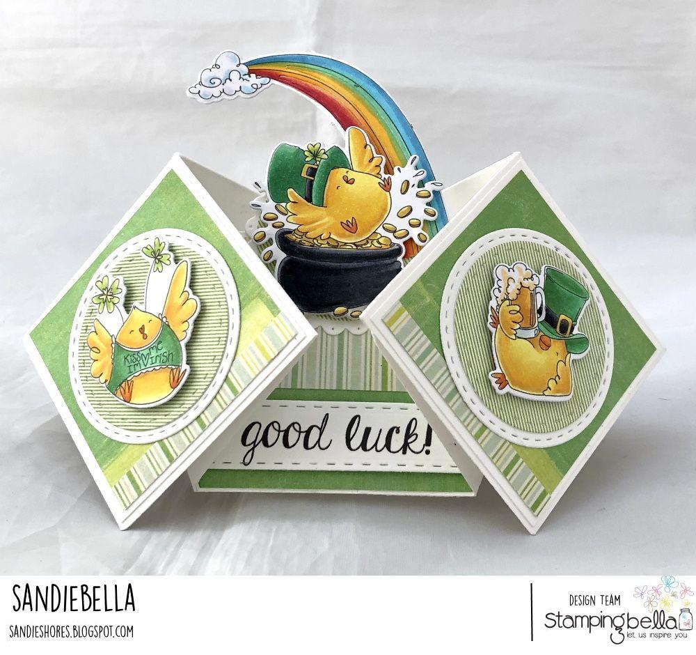 Thursday with Sandiebella Irish Chicks Double Diamond