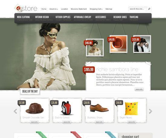 You don\'t really find free eCommerce WordPress themes due to the ...