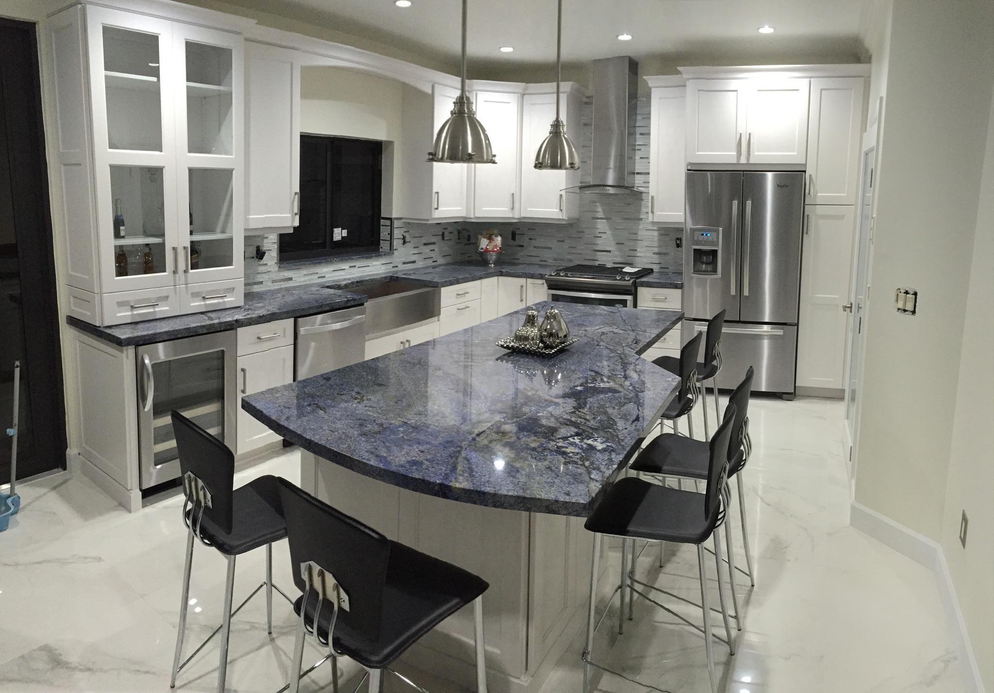 Dream Kitchen Renovation By Concept Kitchen And Bath, Boca Raton, FL  561 699 9999 Kitchen Designer: Neil Mackinnon