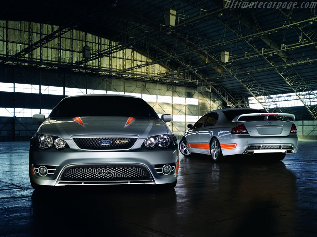 Ford Falcon FPV | Ford BF Falcon FPV GT-P High Resolution Image (4 of 6)