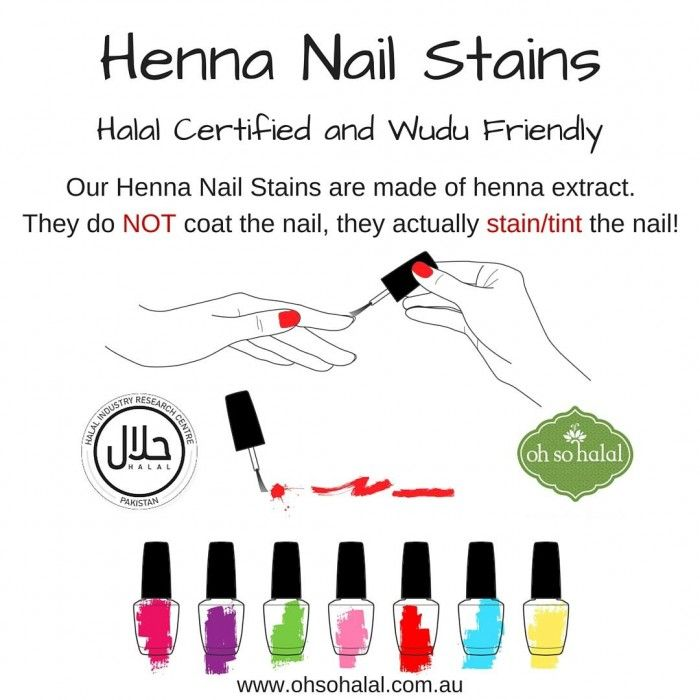 Henna Nail Stains Henna Nails Holistic Skin Care Stained Nails