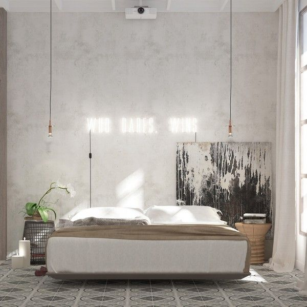 Homedesigning via 3 feminine apartments designed for 3 sizes