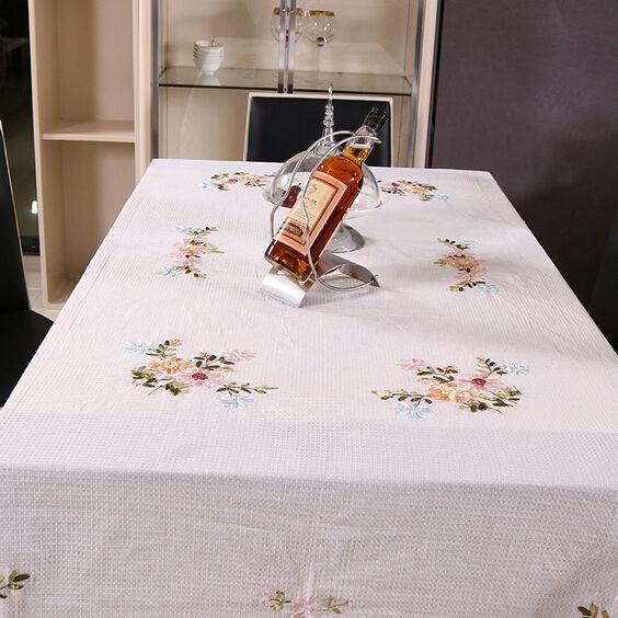 Manteles bordados a mano buscar con google bordado a - Manteles de mesa bordados ...