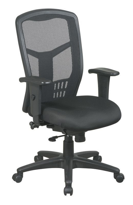 Office Star Pro-Line II 90662-30 ProGrid® High Back Managers Chair