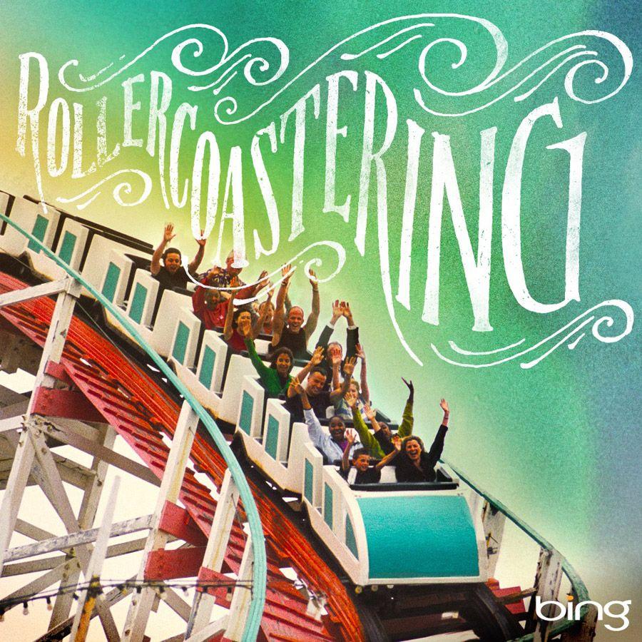 Bing: Rollercoastering by Jon Contino