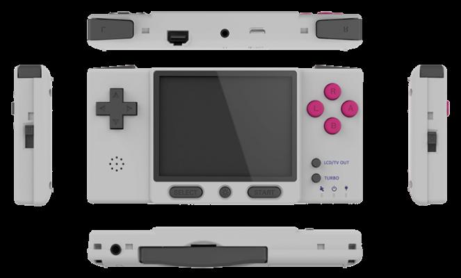 Maxzhou88 S Digi Retroboy Prototype Obscure Handhelds Custom Pc Portable Console Super Smash Bros Memes