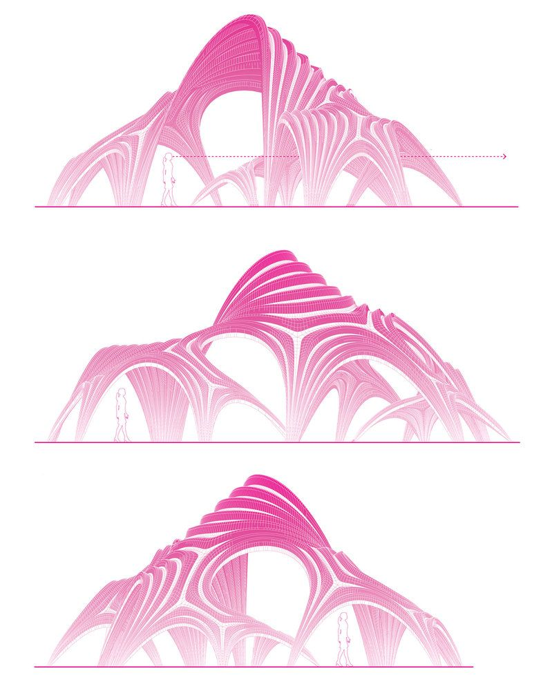 Gallery Of Marc Fornes    Theverymany Completes Their