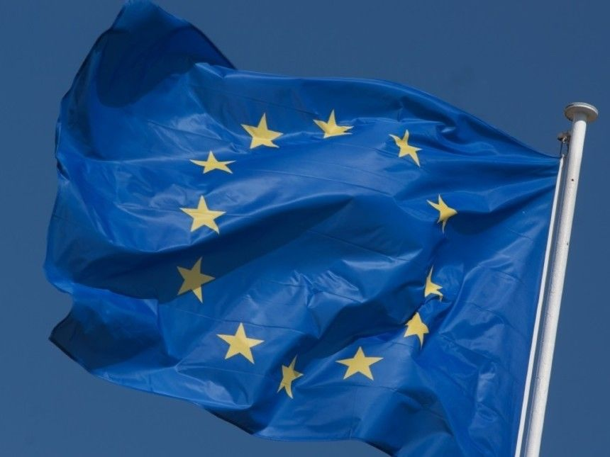 El Dia De Europa Dia De Europa Banderas Europeas Y Europa