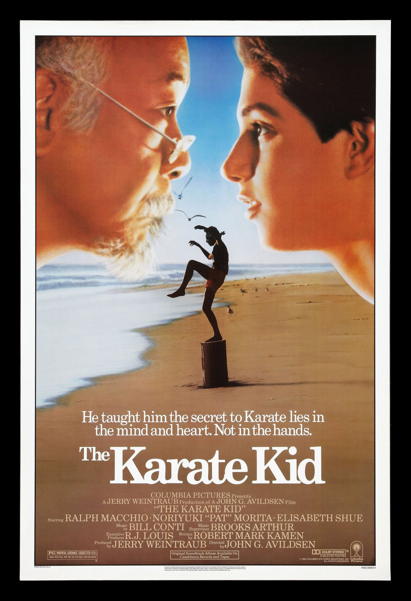 The Karate Kid Peliculas Portadas De Películas Poster De Peliculas