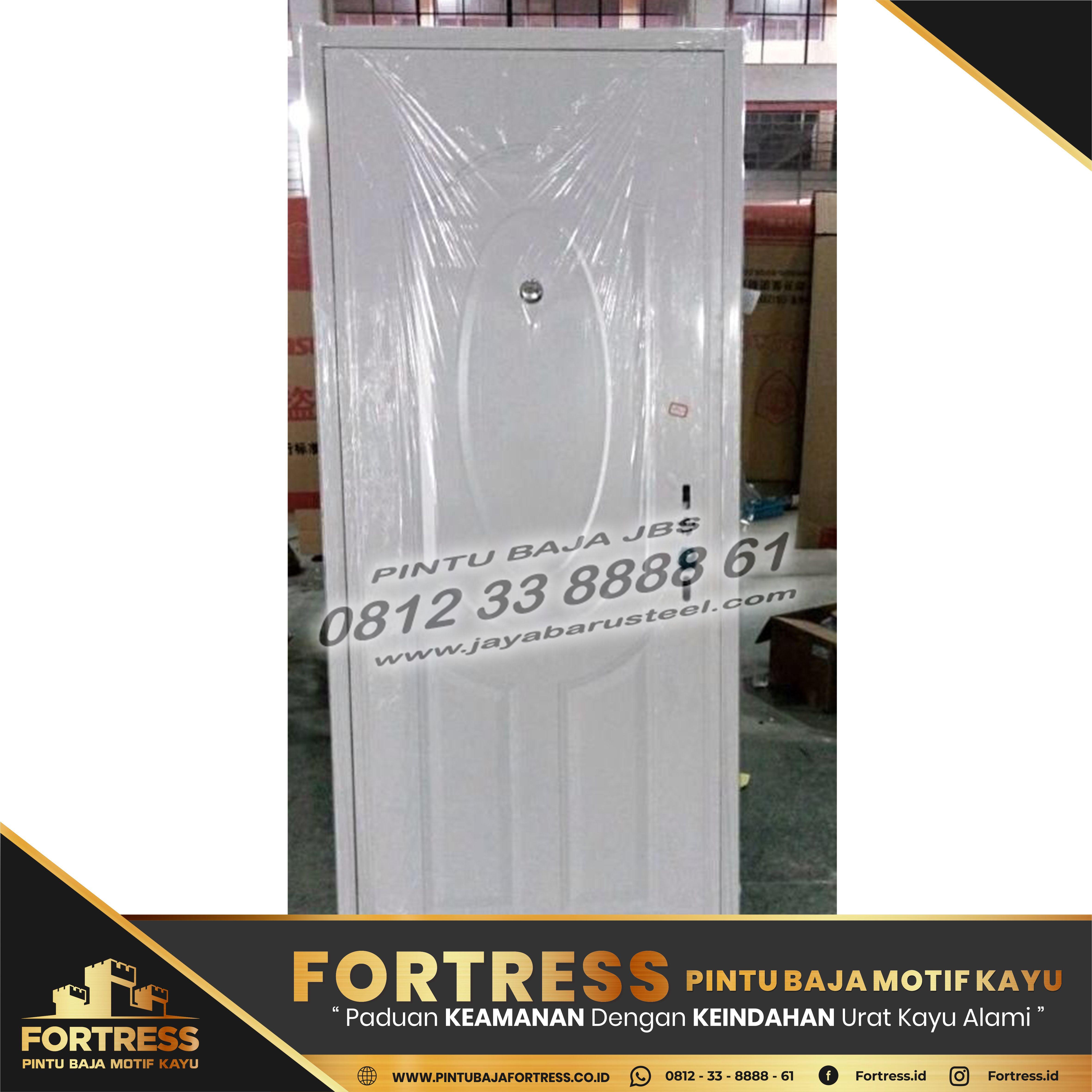 0812-91-6261-07 (FORTRESS) Samarinda Steel Panel Door, Prod…