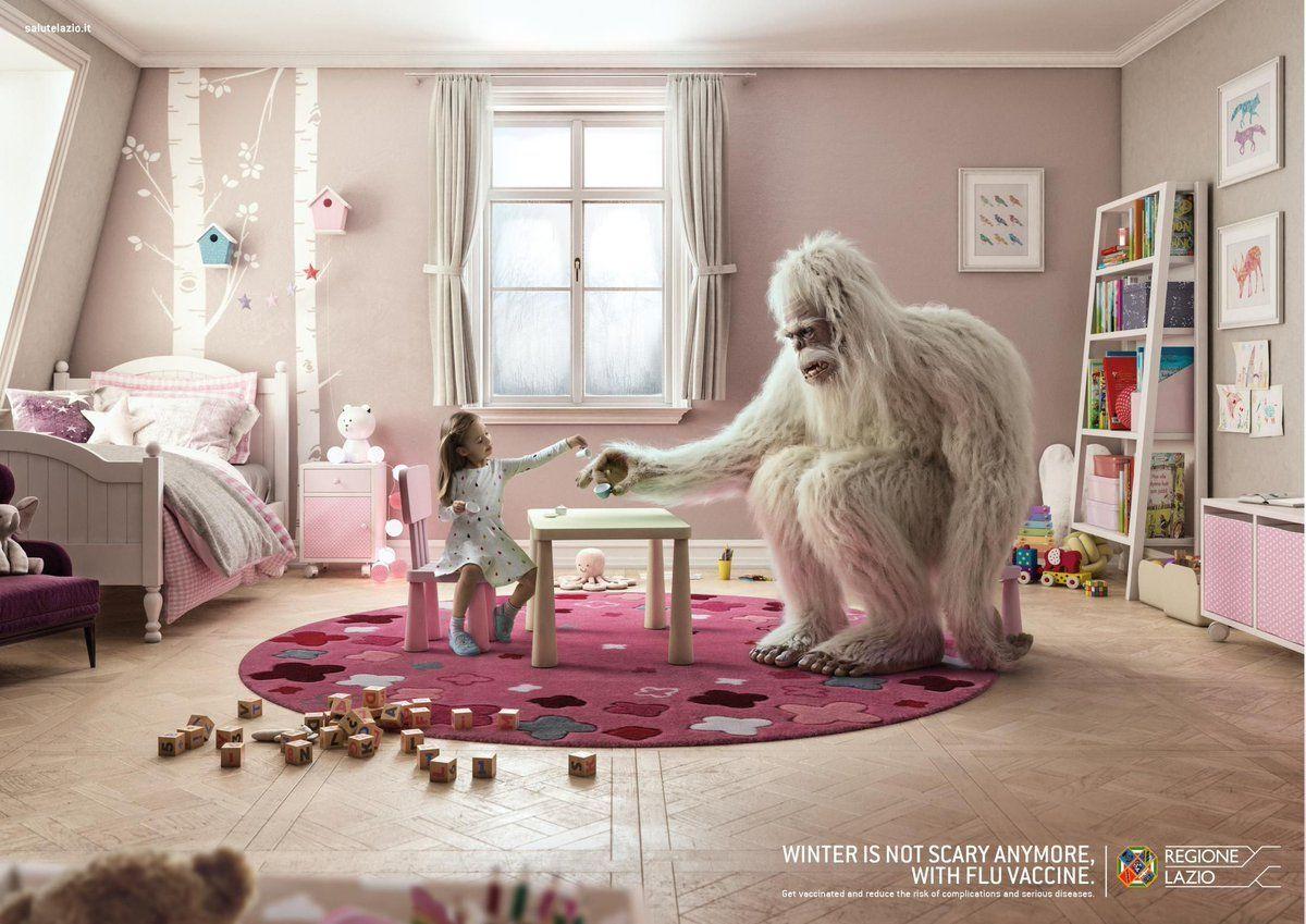 Les publicités les plus créatives et originales Partie 1