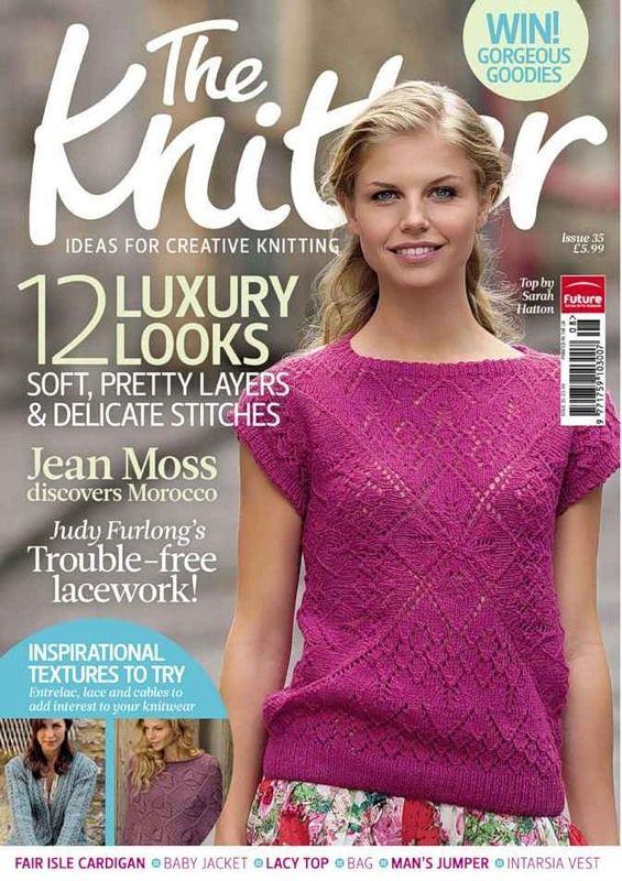Folderg Pinterest Free Pattern Knitting Magazine And Patterns