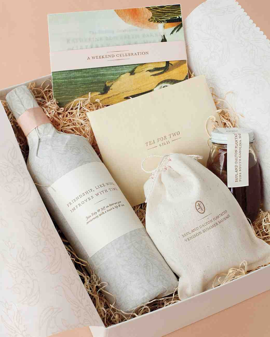 Gifts For Out Of Town Wedding Guests