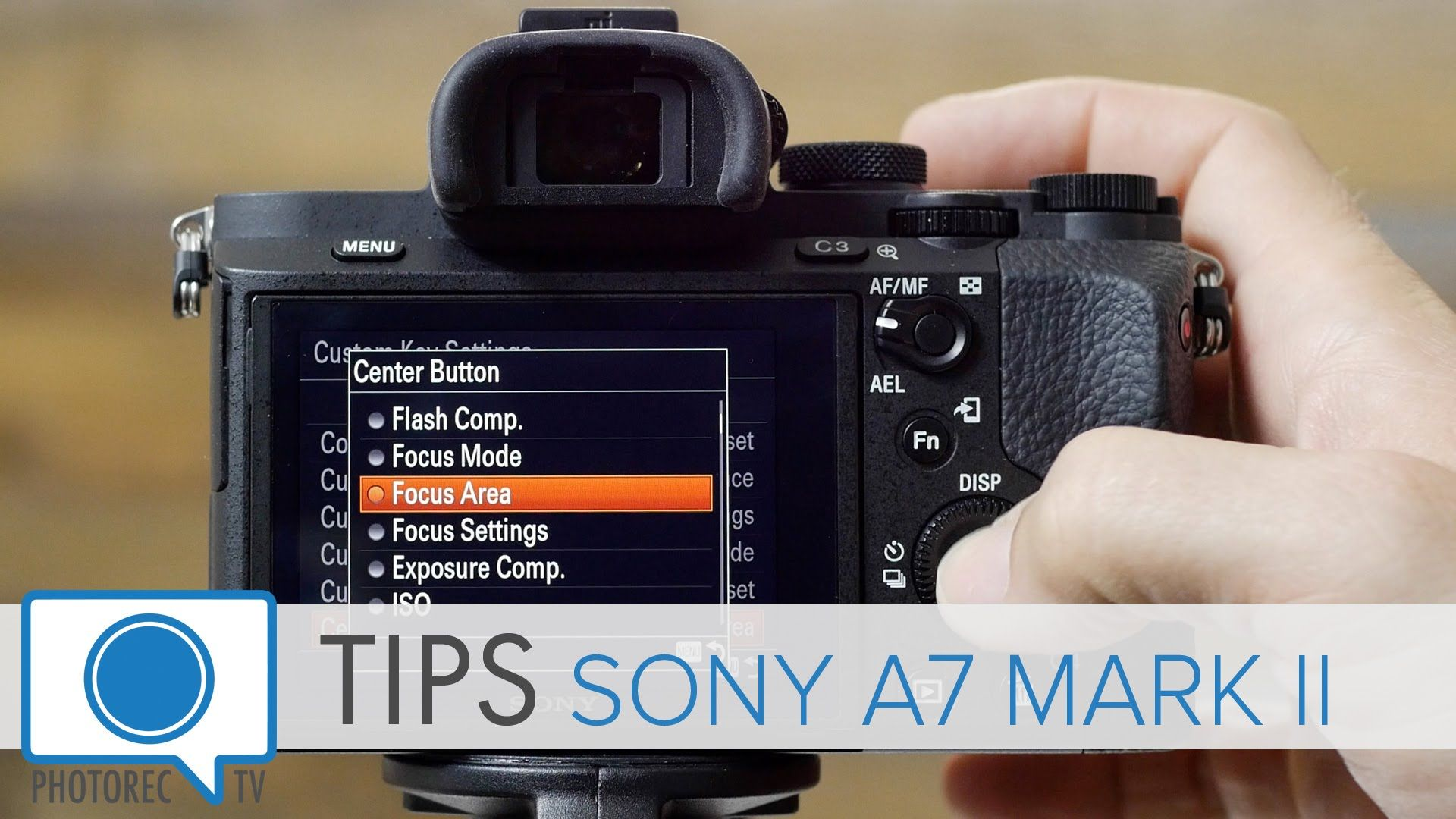 Sony A7 Mark II Tips | Photo | Sony camera, Sony digital