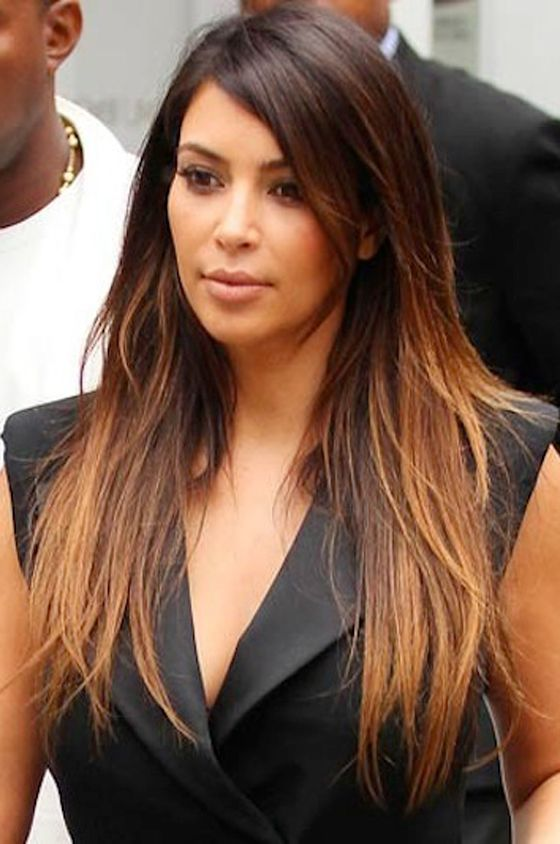 kardashian hair - Google Search | Beauty | Pinterest | Kim ...
