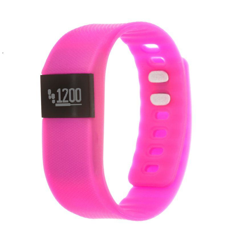 Zunammy Activity Tracker Watch with Mobile Capabilities Pink - NWTR021PK