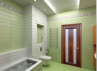 شركة تركيب ابواب حمامات فى الرياض يغفل الكثيرون عن اختيار ابواب الحمامات على الرغم من انها اكثر الابواب است Bathroom Lighted Bathroom Mirror Bathroom Lighting
