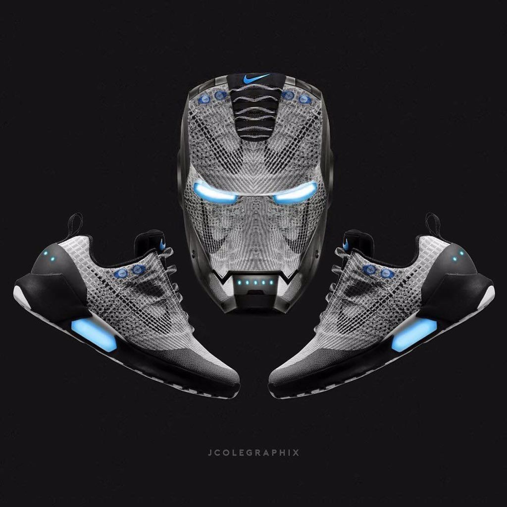 En Zapatos Pinterest Nike 2018 Hyperadapt Sneakers PwUEqxAqT