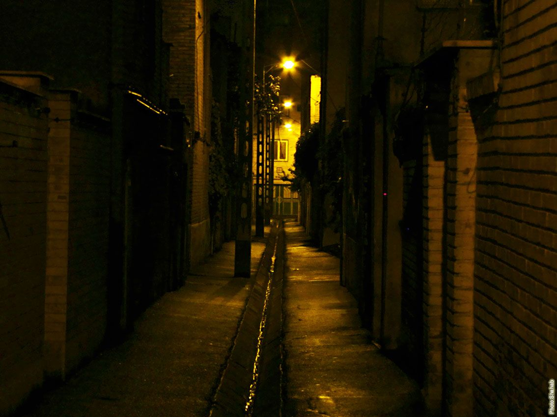night time city alleyways Google Search Alleyway