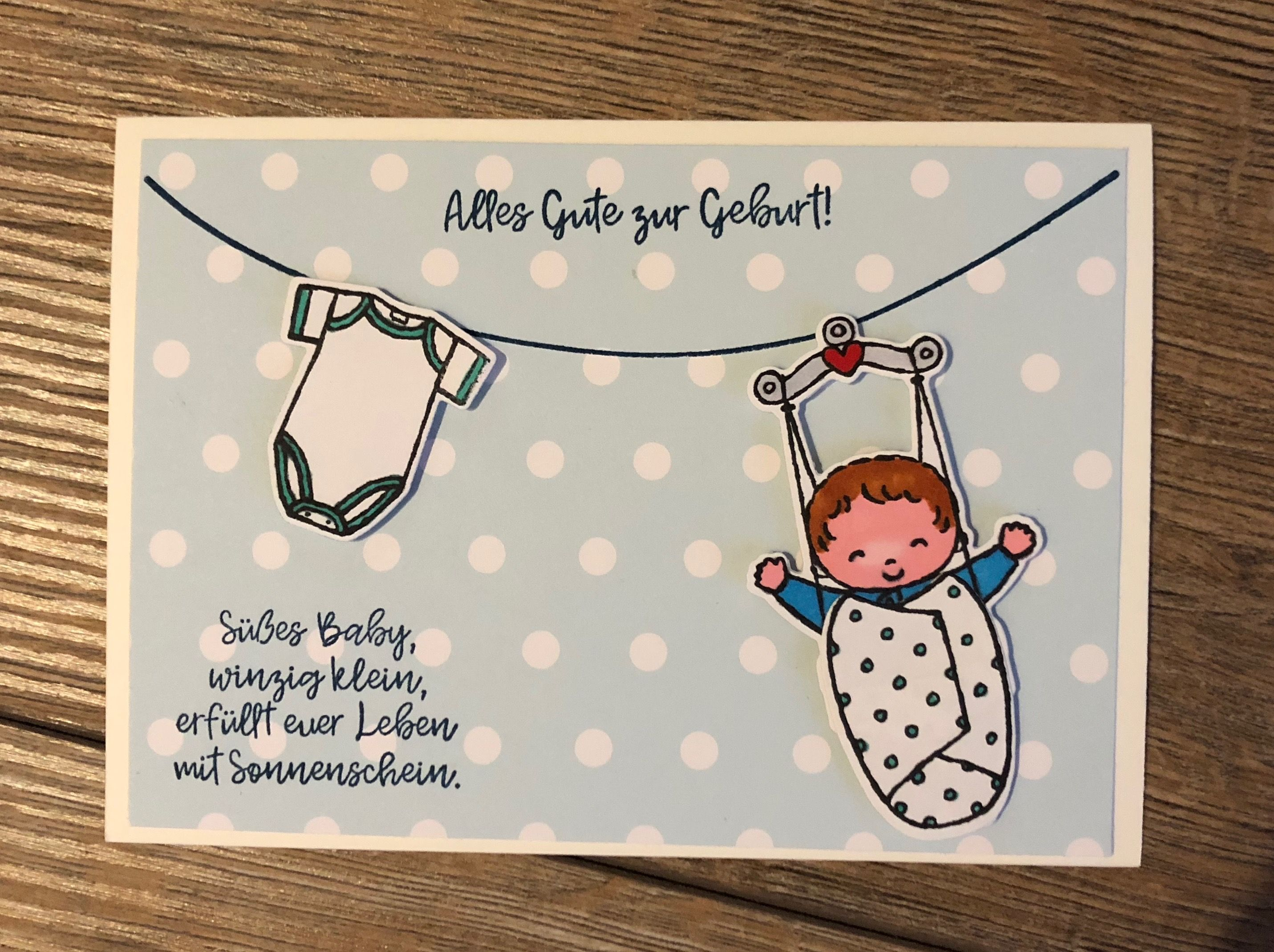 Stampin Up Susses Baby Susse Babys Baby Susses