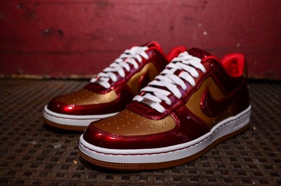 premium selection 64916 f6fe5 Nike Air Force 1 Downtown - Ironman