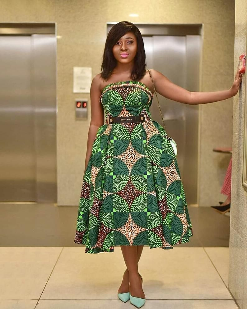 African Dresses Ankara Dresses Summer Dresses Winter Dresses Etsy Latest African Fashion Dresses African Fashion Dresses African Fashion