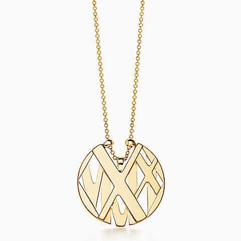 Diamond Heart Key Pendant 10k or 14k yellow rose white gold platinumsterling