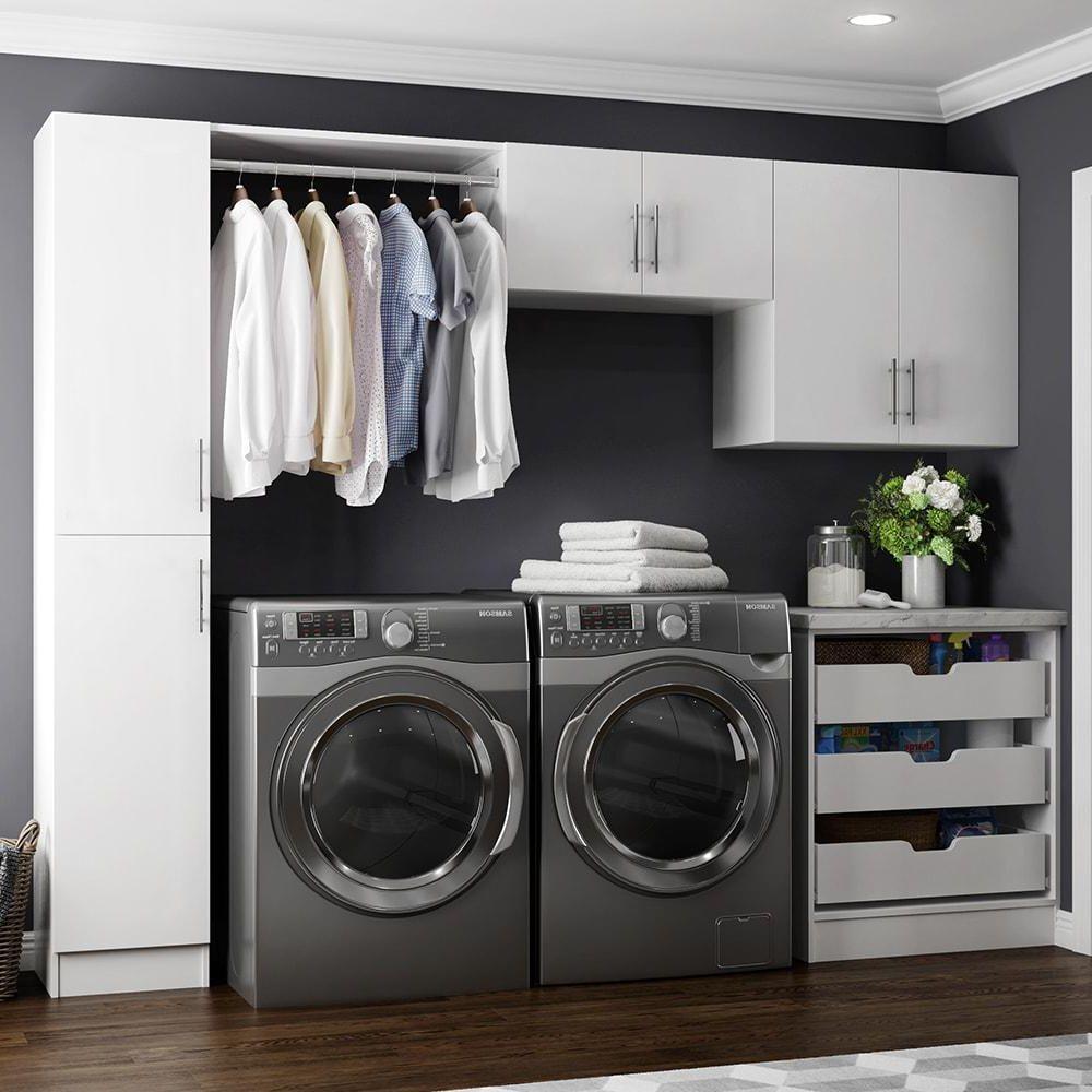 Einen Ordentlichen Waschraum Gestalten Mit Ausreichend Stauraum Hauswirtschaftsraum Waschkuchenorganisation Zimmergestaltung