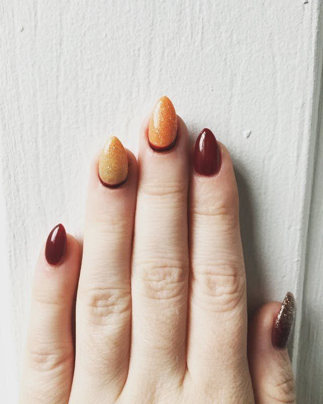 Nail Salons And Trendy Hair: 22 Fall Nail Trends To Copy Now