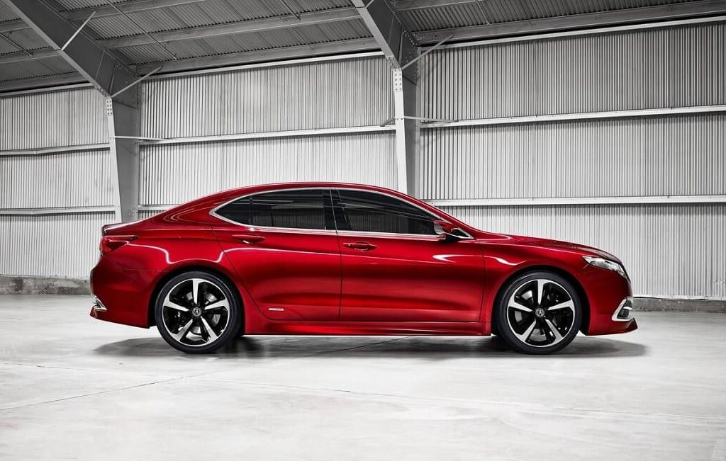2017 Acura Tlx Coupe