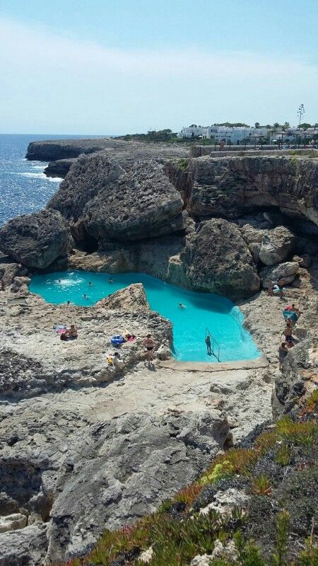 Piscinas Mallorca Piscina Natural Cala D'or Adventure | #michaellouis - Www