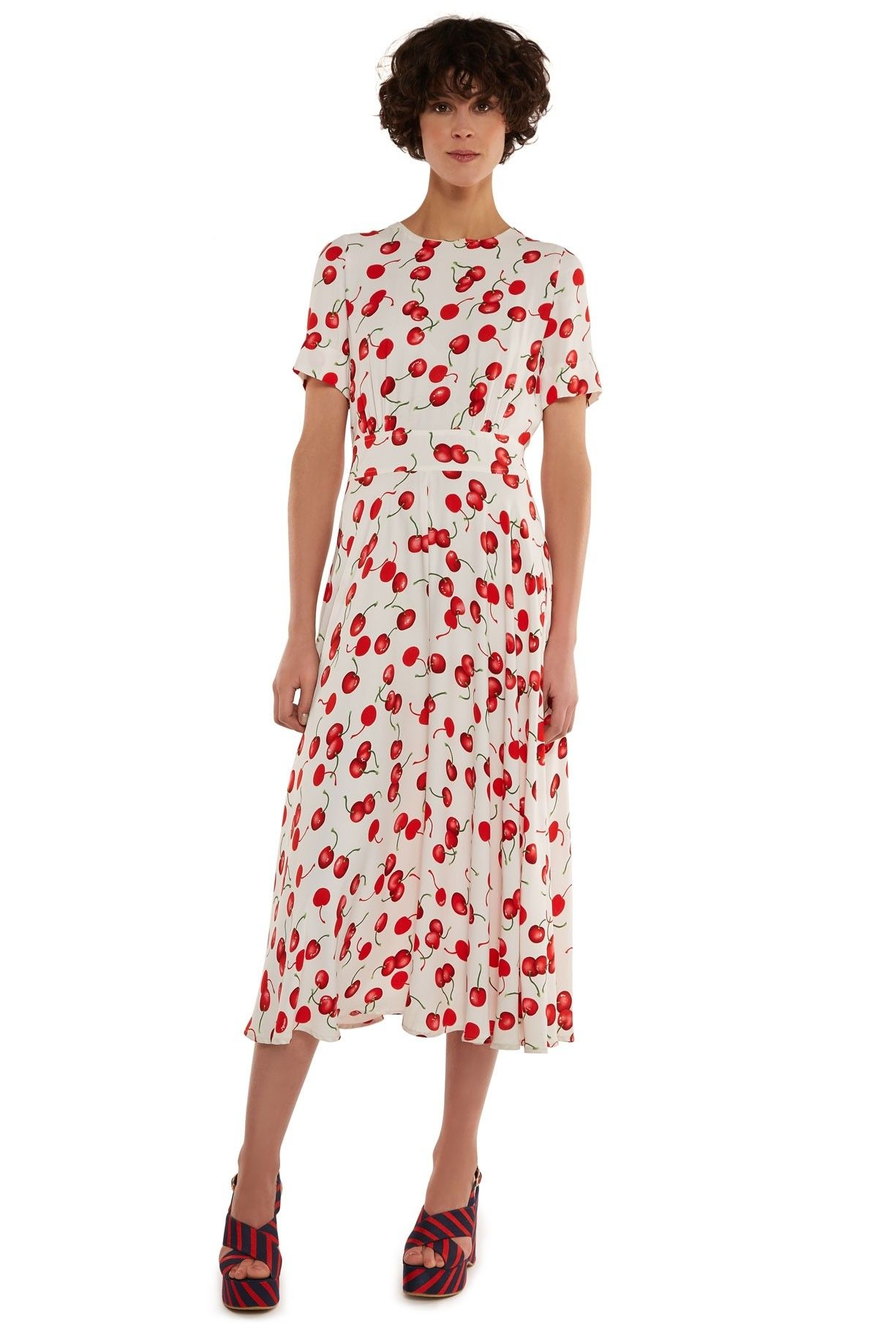 0f978dedf7 Pear dress p4ow | Modern 1930's and 40's Inspired Tea Dresses ...