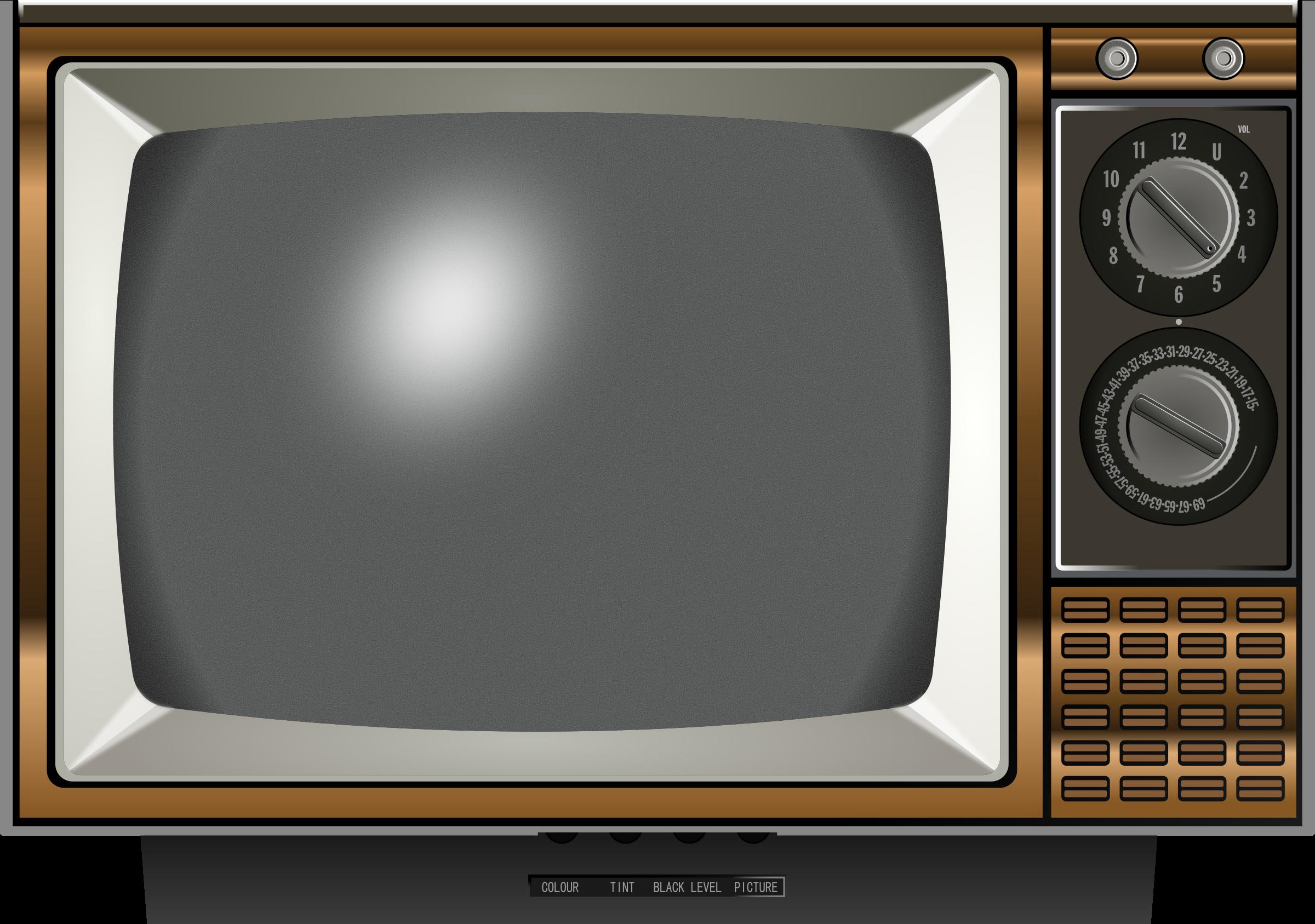 Old Tv 2 Old Tv Tv Framed Tv