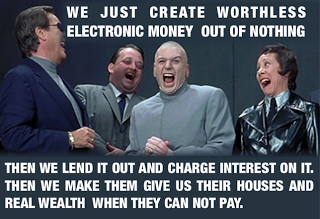 Is this true about our banking system   Ideas Musing-On-Money