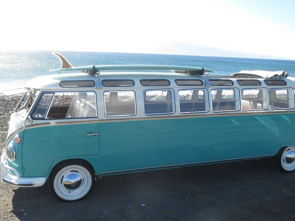 Vw Microbus For Sale >> Incredible Stretch Vw Microbus For Sale Vw Bus Volkswagen