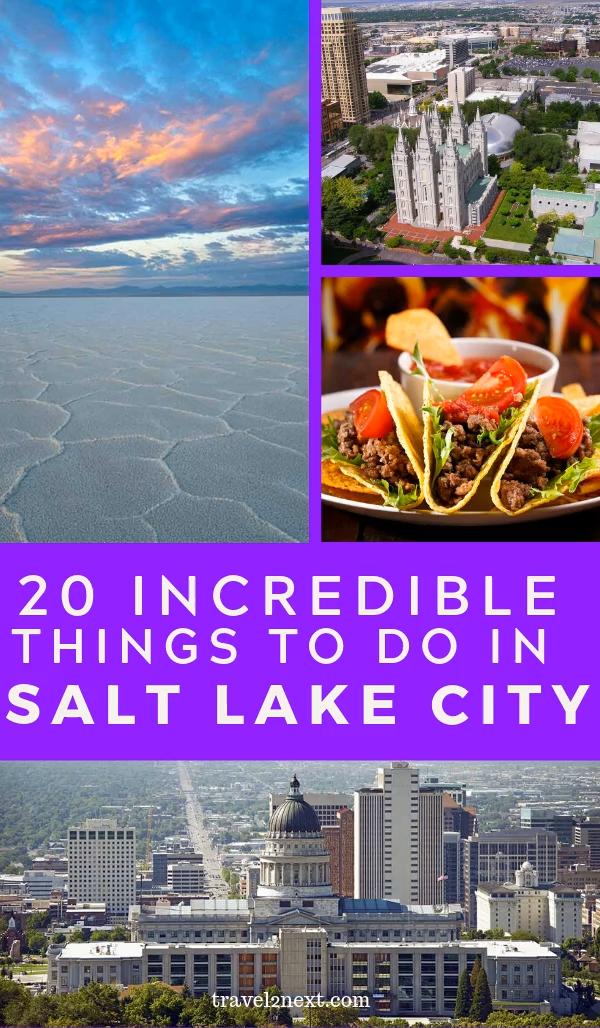 Salt Lake City Things to Do