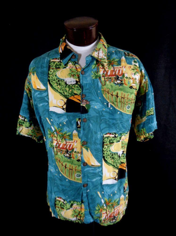 shirts collectible hawaiian Vintage