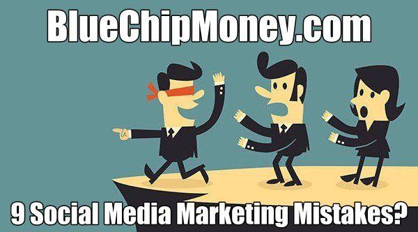 Millennium 7 Publishing Co.: 9 Social Media Marketing Mistakes?