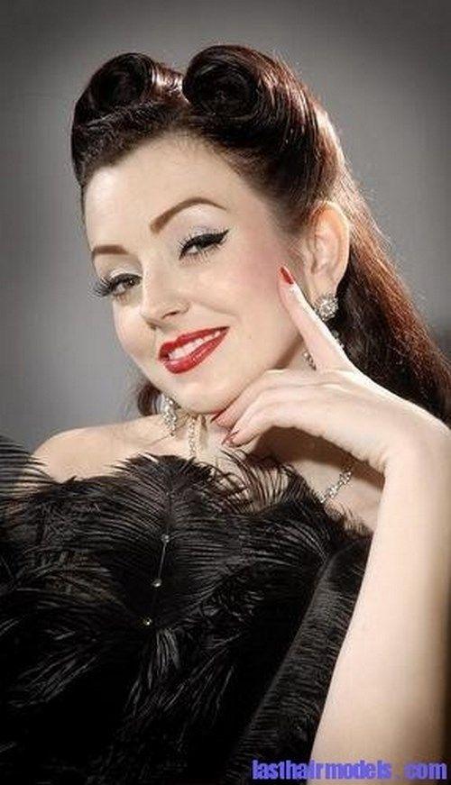 60er Jahre Frisuren Frauen Hairstyle Frisuren Hair Styles