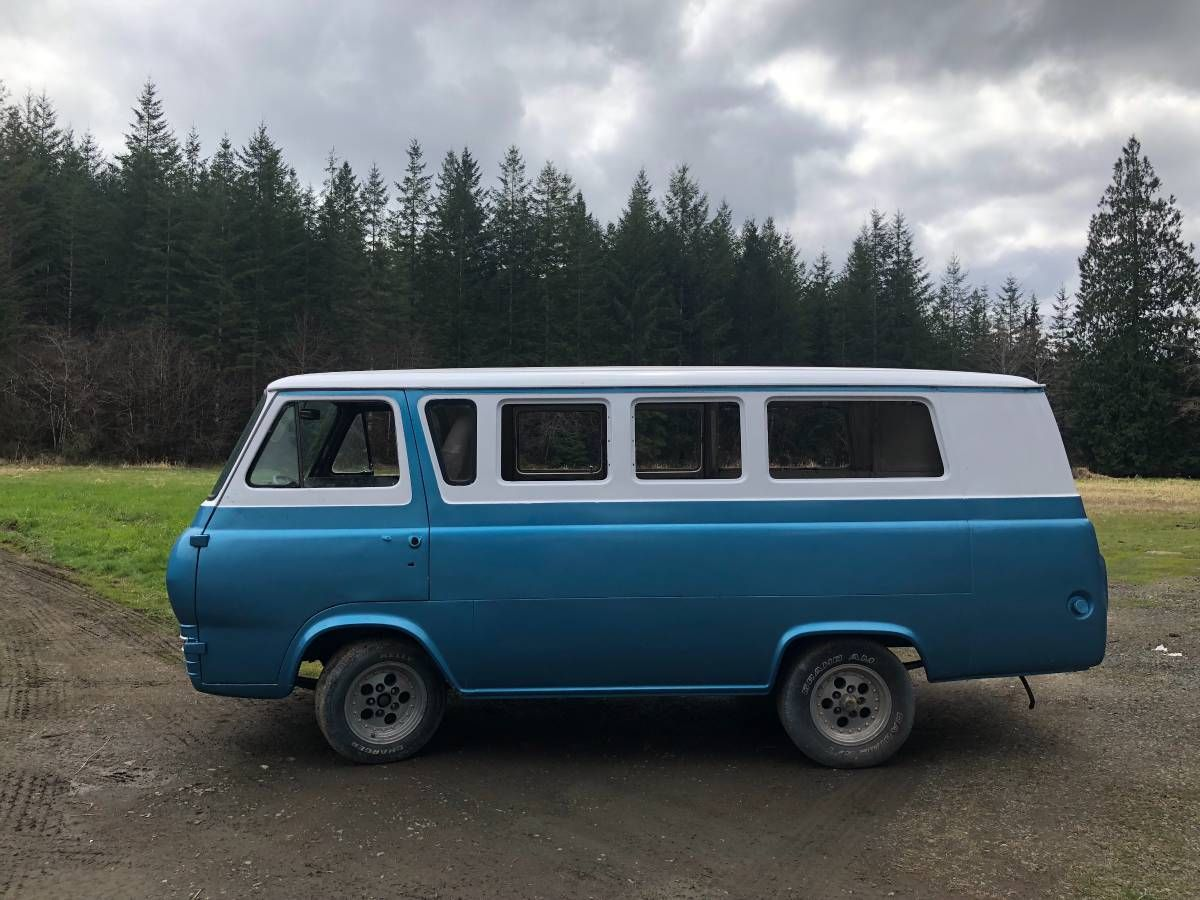 Project 1967 Ford Falcon Sports Wagon Van Cars Trucks By Owner Vehicle Automotive Sale Sports Wagon Ford Falcon Ford