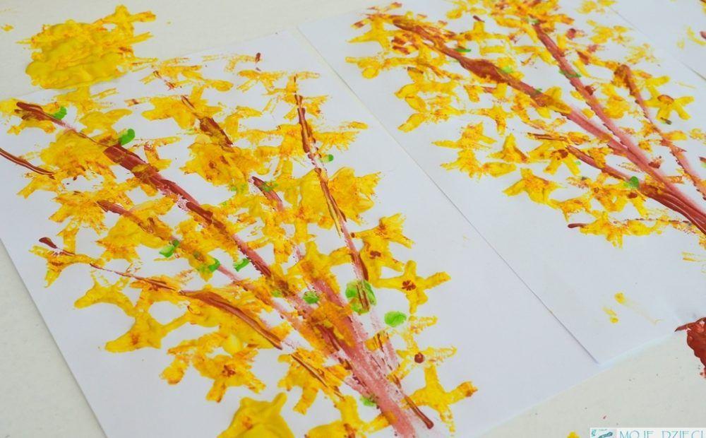 Wiosenna Praca Plastyczna Spring Crafts Flower Crafts Golden Flower