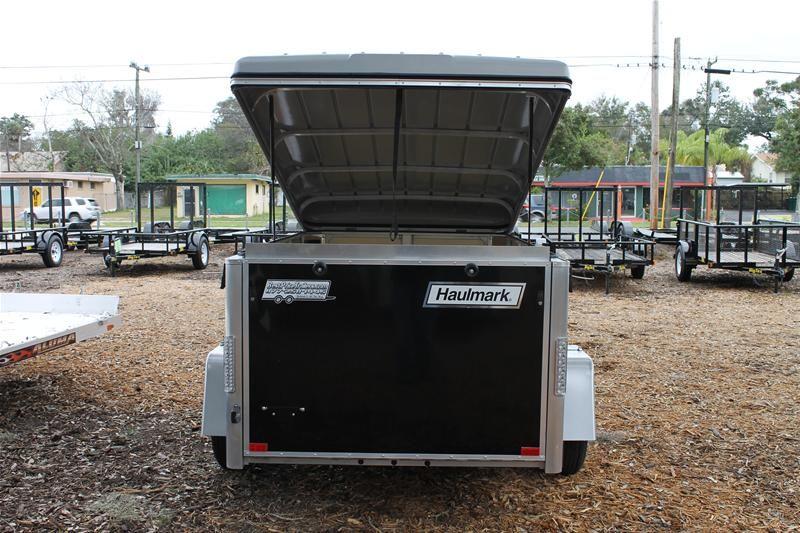 Cargo Trailer 5x8' Haulmark Flex Cargo trailers, Small