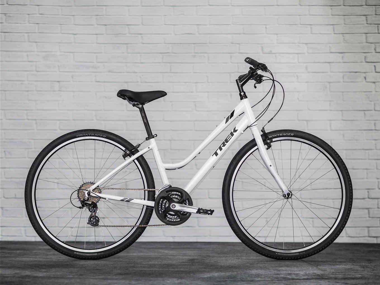 Verve 1 Women S Trek Bikes Trek Bikes Hybrid Bike Bike
