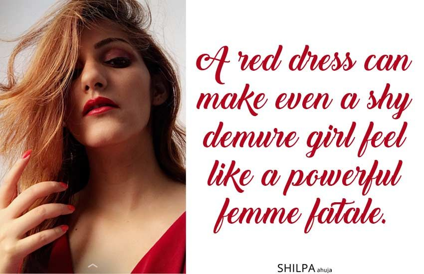 51 Red Dress Quotes For Instagram From Thoughtful To Badass Red