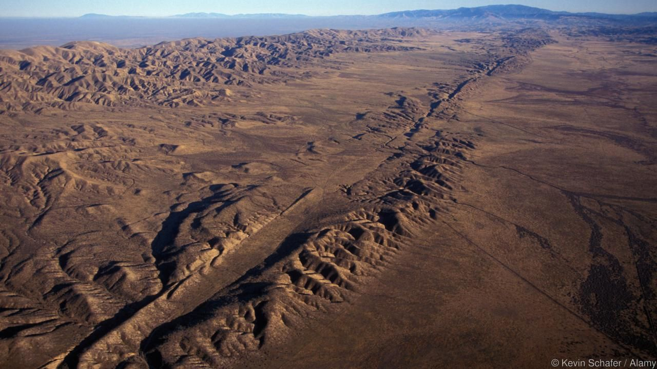 The  Most Amazing Landscapes And Rock Formations  San Andreas